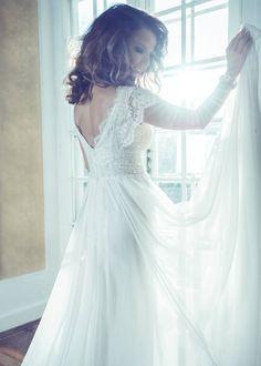 """Wedding Dress by Viola Piekut """"Grazia"""""""