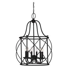Sea Gull Lighting Turbinio 5116406EN-839 Foyer Pendant Light - 5116406EN-839