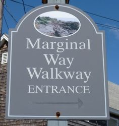 The beautiful Marginal Way with its interesting rocky coastline is about 1.3 miles in one direction, ending in Perkins Cove. The entrance to the coastal walkway is just a 5 minute walk from The Black Boar Inn Ogunquit.