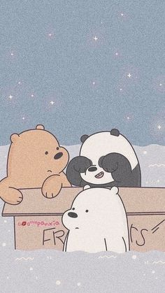 Cute Panda Wallpaper, Cartoon Wallpaper Iphone, Lock Screen Wallpaper Iphone, Disney Phone Wallpaper, Bear Wallpaper, Iphone Background Wallpaper, Locked Wallpaper, Kawaii Wallpaper, Trendy Wallpaper