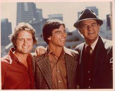 Streets of SanFrancisco - Micheal Douglas, Richard Hatch & Karl Malden