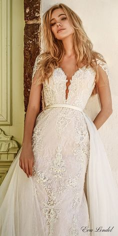 ac0b9e1427f Eva Lendel Wedding Dresses 2017 – Santorini Collection