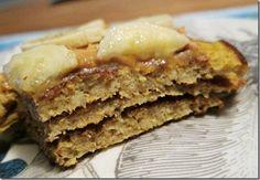 Pumkpin Protein Pancakes