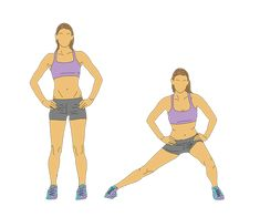 10 Minute Inner Thigh Workout To Try At Home – Pro Weight Loss Magazine Easy Workouts, At Home Workouts, Midland Park, Hard Workout, Workout Ideas, Lose Weight, Weight Loss, Thigh Exercises, Inner Thigh