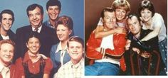Happy Days & LaVerne and Shirley