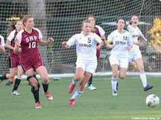 Advice For High School Players Hoping To Play In College | Erin Chastain, DePaul University Women's Soccer Coach gives tips for what to look for in a college.