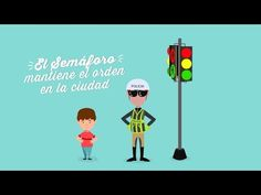 Semáforo I Canciones Infantiles I Melodía I Yo Me Cuido - YouTube Elementary Spanish, Youtube, Teacher, Movie Posters, Socialism, Road Traffic Safety, Nursery Rhymes, Professor, Film Poster