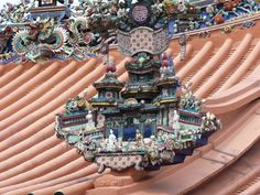 Roof tiles in Penang Malaysia