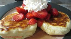 Homemade Buttermilk Pancake Recipe