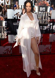 Le tapis rouge des MTV Movie Awards 2014