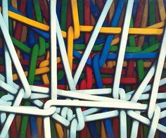 Carlo Petrini - fluidofiume galleria d'arte Trieste