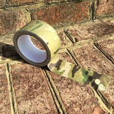 Pro Tapes - MultiCam Cloth Concealment Tape - Soldier Systems Daily