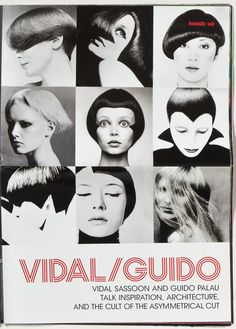 Yesterday the world mourned the loss of the legendary Vidal Sassoon, the great English hairdresser, genius, and pioneer who changed the world with his Bauhaus-inspired geometric hairstyles. It is without question that in the purest essence of the word, Vidal Sassoon embodied what it means to be visionary.