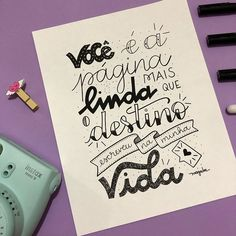 Lettering Tutorial, Calligraphy Letters, Letter Art, All You Need Is Love, Scrapbook Albums, Love Letters, Boyfriend Gifts, Picture Quotes, Mini Albums