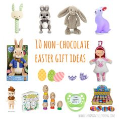 Non chocolate easter gifts giftss easter and easter gift negle Gallery