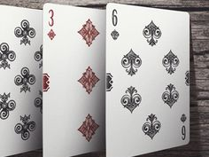 Empire Playing Cards - Faces by Lee McKenzie