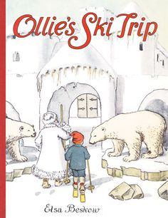 Ollie's Ski Trip( Mini Edition) - Honeybee Toys