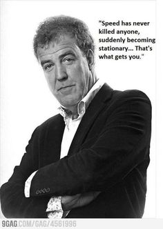 Jeremy clarkson putting the facts straight