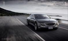 Motori: #Varsovia #Concept: #'l'anti Tesla Model S' made in Polonia (link: http://ift.tt/2cgXraW )