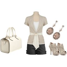 I love the simplicity of this look, created by shauna-rogers jen4482