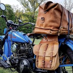 Your traveler lifestyle starts now. Saddleback Leather, Motorcycle Leather, Flat Head, Leather Working, Saddle Bags, Harley Davidson, Skateboard, Bike, Mens Fashion