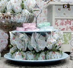 Chá de Panela temático da Bianca, inspirado na Ladurée! #ChadePanela #laduree #paris #decoração #noivinhasdeluxo #bridalshower #chadecozinha #chadebeleza #luxo