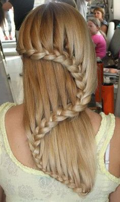 If you're in the mood for a stylish and exciting braided hairstyle, let us show you the images of 20+ Latest Braided Hairstyles! Braids are coolest hair trend of recent years and the easiest way to manage your long hair. There are a lots of different braids such as French braid, milkmaid, f...