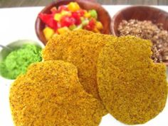Raw vegan taco shell recipe