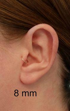 Ear Piercing Tragus Stud