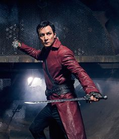 Into the Badlands star Daniel Wu on finally bringing a worthy martial-arts show to American television.