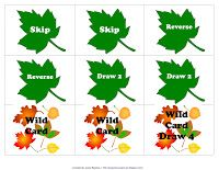 Sing a New Song: UNO: Colored Leaves Version