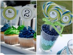Blog with LOTS of party ideas! @Danielle Brooks - theme for Jenner's party??