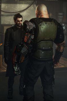 Deus Ex Universe, Sci Fi, Fictional Characters, Science Fiction, Fantasy Characters