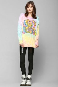 UNIF Daydreamer Pullover Sweatshirt #urbanoutfitters