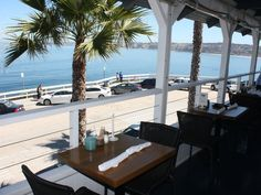 San Diego's top waterfront restaurants, bars