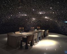 Interior of 'The Royal Wing Room' by Marcel Wanders