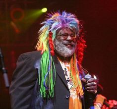 George Clinton Dread Action: 7 Rating (Different Action, but action nonetheless)