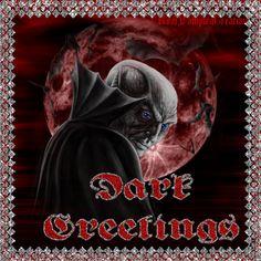 gothic fantasy photo: Dark Gothic  Animated glitter-graphics-gothic-856695.gif