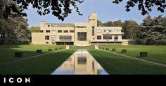 El Versalles moderno resucita En 1932 Robert Mallet-Stevens concibió Villa Cavrois como un ejercicio de futurismo monumental. Así ha sido su reforma