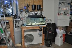 Salt Water Mixing Stations Let's See Them - Page 15 - Reef Central Online Community