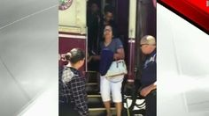 Kicked off train because of race?