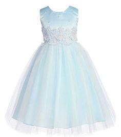 country flower girl dresses,lace flower girl dresses,blue flower girl dresses,wedding flower girl dresses @simpledress2480