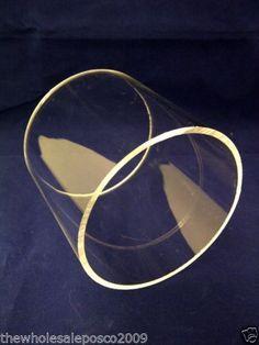 20 16 Clear Acrylic Tube x x Plastic Perspex Cylinder Tubing Acrylic Tube, Clear Acrylic, Round Glass, Ebay, Innovation, Instruments, Alternative, Drop, Shopping
