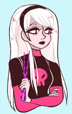 long-haired rose lalonde