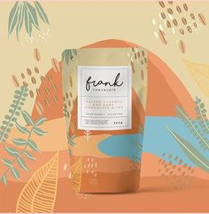 Packaging and Illustration Design - Studio Apelil- Branding that The Indie Practice love! Cool Packaging, Tea Packaging, Food Packaging Design, Print Packaging, Packaging Design Inspiration, Product Packaging Design, Product Branding, Bottle Packaging, Beauty Packaging