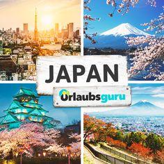 Japan ist cool, Japan ist crazy, Japan ist was ganz Besonderes! Auf diesem Japan Board bekommt ihr nützliche Tipps für euren Urlaub in Japan, erfahrt, wie ihr die Hauptstadt Tokio günstig erkundet und welche Highlights ihr nicht verpassen dürft. #japan #reisen #tipps #tokio