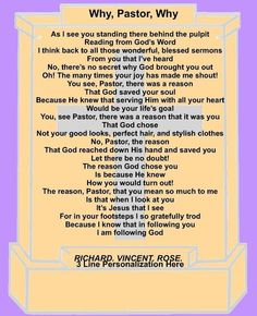 Pastoral appreciation on pinterest pastor pastors wife and golden