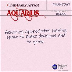 Aquarius 6566: Visit The Daily Astro for more facts about Aquarius.
