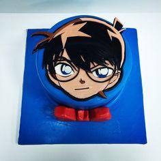 Detective Conan Cake
