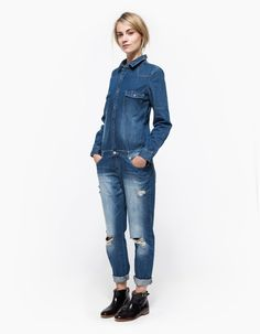 Finn Jumpsuit - by Which We Want